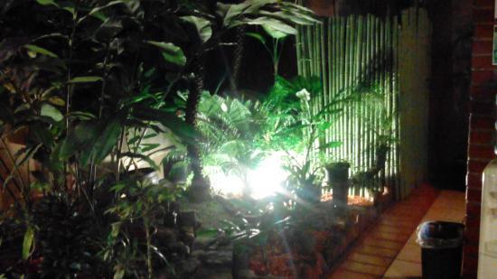 Hotel Humuya Inn : salón de estar