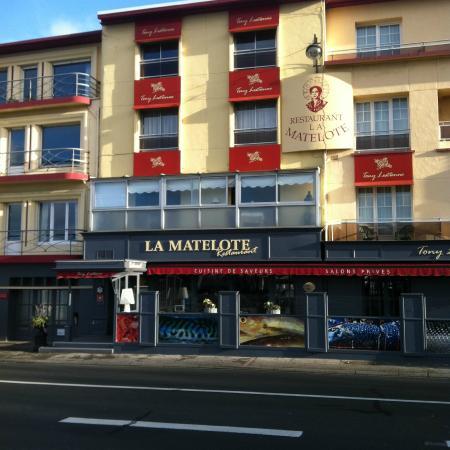 Hotel foto di hotel la matelote boulogne sur mer - Les jardins de la matelote boulogne sur mer ...