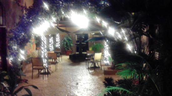 Hotel Humuya Inn : vista parcial
