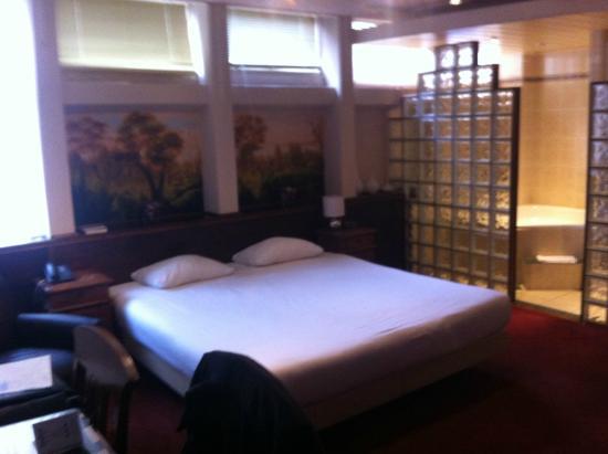 Euro Hotel Centrum: Room 201