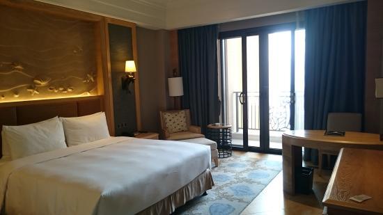 Chimelong Hengqin Bay Hotel: ROOM