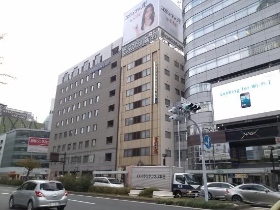 Business Hotel Shinmei: ホテル外観