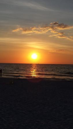 Beach Walk : por sol