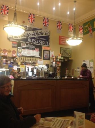 Jubilee Refreshment Rooms