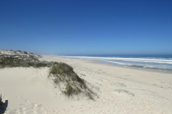 Draaihoek Lodge & Restaurant: beach
