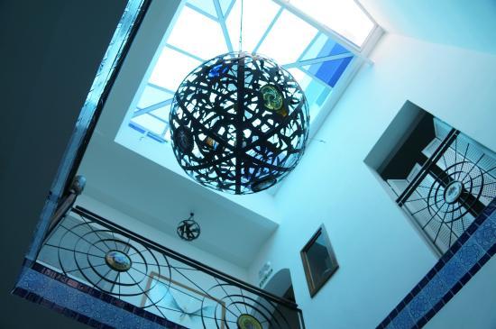 Casa Alborada: The Discoball