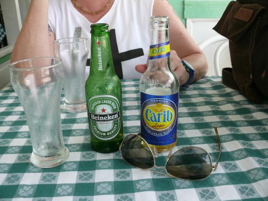 Hemingways Caribbean Cafe : Refreshed