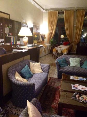 Villa Parco Hotel: Sala Ricevimento