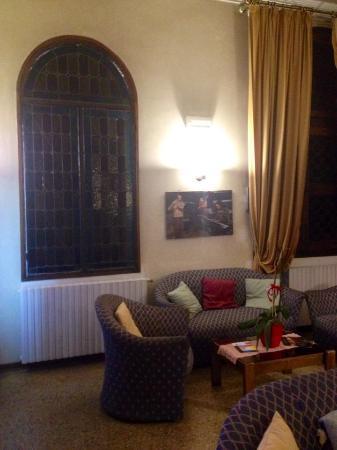 Villa Parco Hotel : Salotto