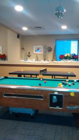 Wyndham Skyline Tower: pool, ping pong, wii & xbox games available
