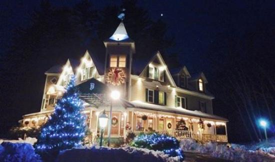 Bernerhof Inn Bed and Breakfast: In The Heart of Ski and Snow country, North Conway!