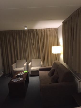Fletcher Hotel-Restaurant Zeeduin: Familiekamer1.14