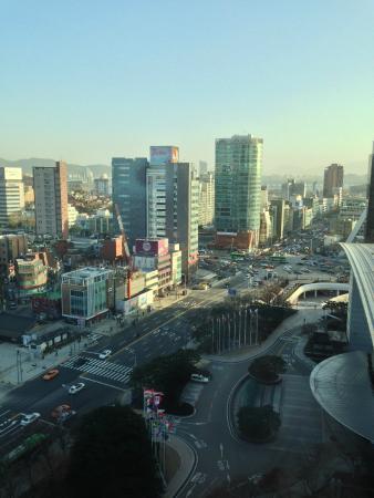 view from room picture of intercontinental seoul coex seoul rh tripadvisor com