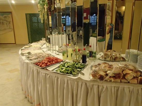 Pamuksu Boutique Hotel: Breakfast area