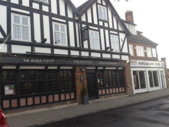 Knowle United Kingdom  City new picture : ... Picture of The Lloyds Indian Restaurant, Knowle TripAdvisor