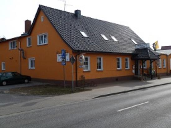 Genthin, Alemania: Straßenansicht