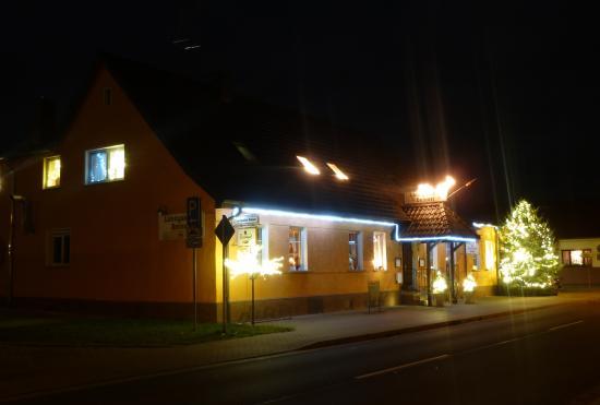 Genthin, Alemania: Weihnachten 2014