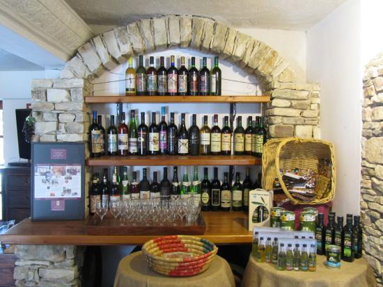 Cyprus Wine Museum: Дегустационный зал