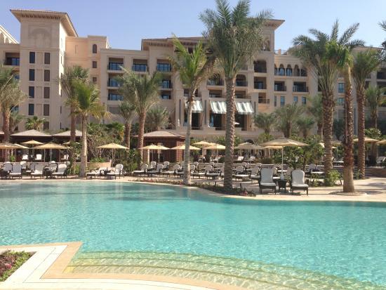 Four Seasons Resort Dubai At Jumeirah Beach One Of The Pools
