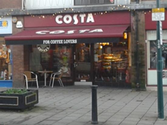 Quick Pit Stop Costa Coffee Solihull Traveller Reviews
