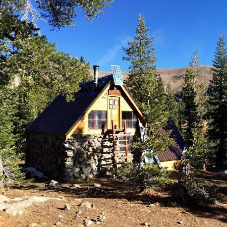 Clair Tappaan Lodge: Hut loving