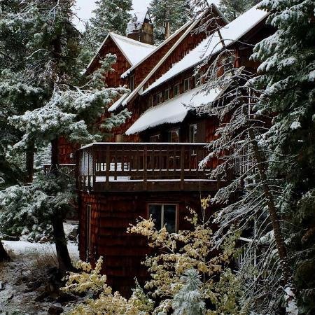 Norden, CA: Snow