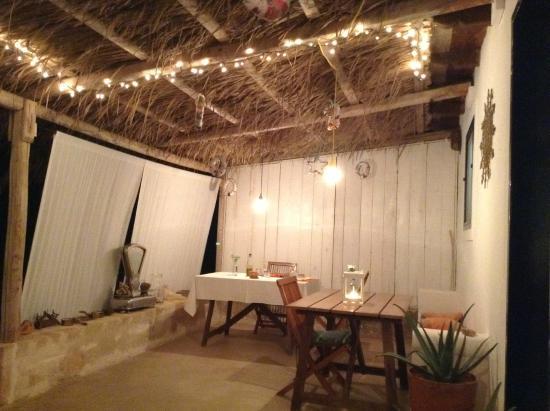 Espingueira, Tanjung Verde: restaurante