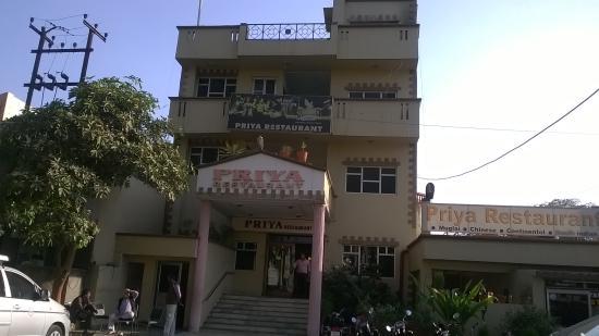 Priya Restaurant : restaurant view
