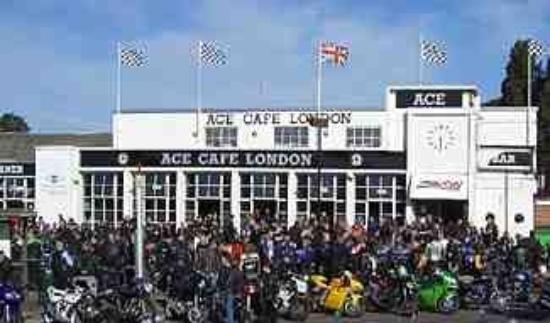 Travelodge Wembley : Ace Cafe