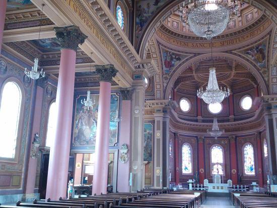 Parte Interna 2 Picture Of Basilica De Santo Antonio De Padua Americana Tripadvisor