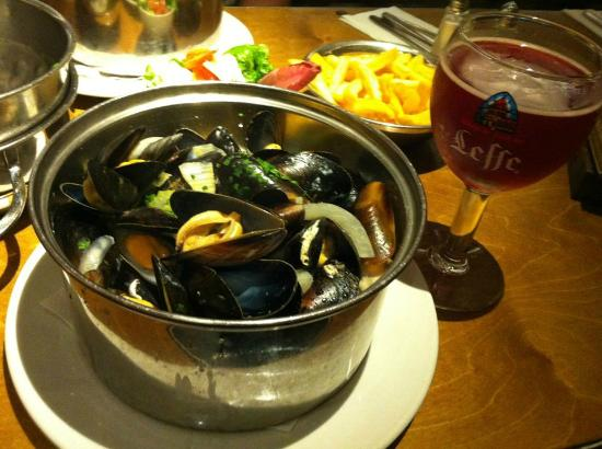 Belgo Holborn : The dinner which spoiled my evening in London