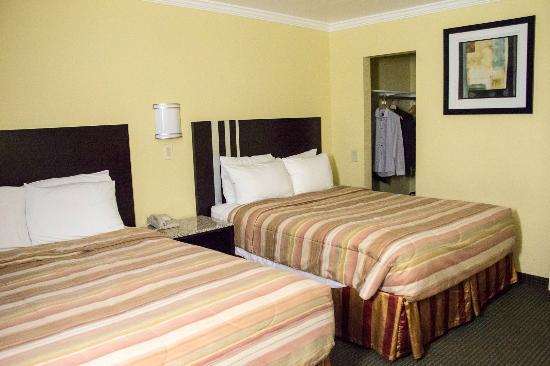 Pacific Inn of Redwood City: Room
