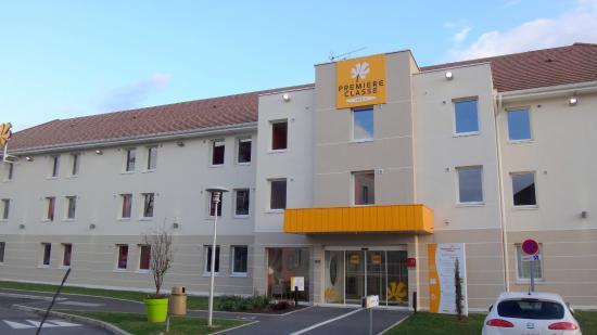 Premiere Classe Roissy - Le Mesnil Amelot: Fachada