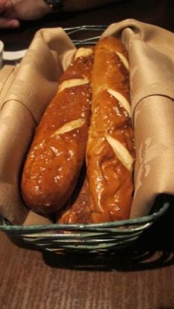 The Forebay: Pretzel Bread