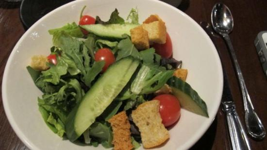 The Forebay: Side Garden Salad