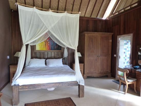 Sawah Indah Villa: notre chambre