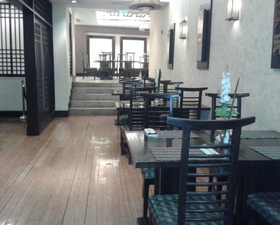 Restaurante Tanoshii.