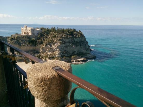 balcone sul mare - Foto di Tropea, Tropea - TripAdvisor