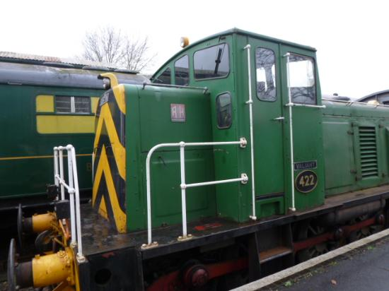 The Lavender Line: One of the Engines