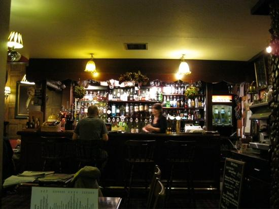 Russell Hotel: the bar