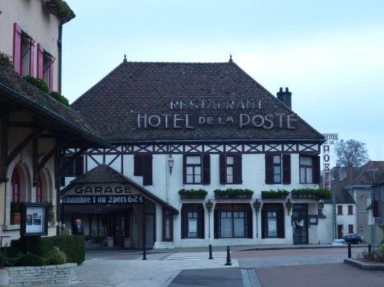 Hôtel de la Poste : ホテル写真2