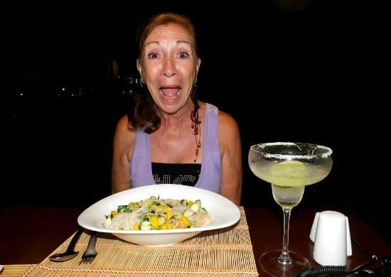 Entre Bocas Fusion Bites: Fun dinner!!