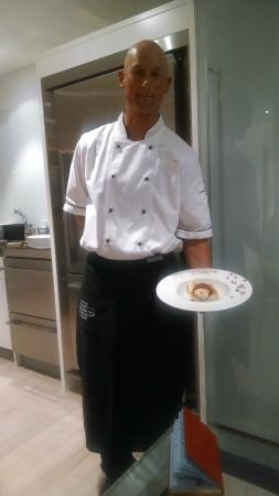 Eagles Nest: Chef privado