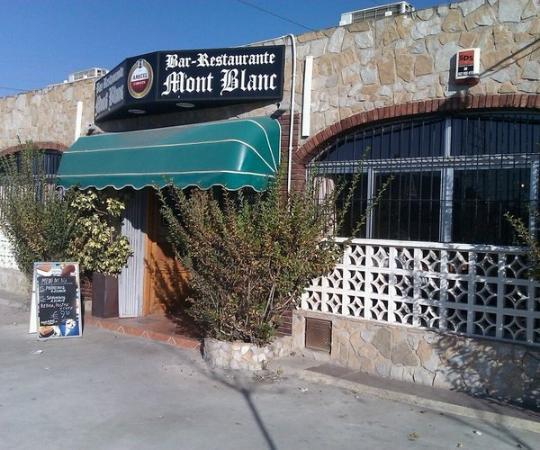 imagen Restaurante Mont Blanc en Sant Vicent del Raspeig