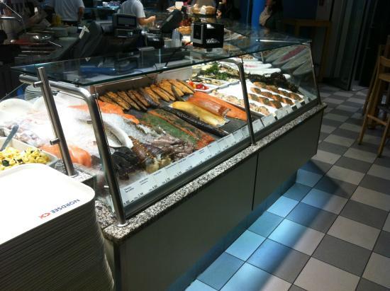 Nordsee: Свежайшие морепродукты