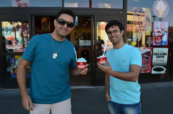 Cold Stone Creamery: Sorvete