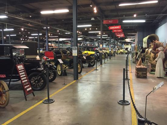 Forney Museum of Transportation : Exhibition hall