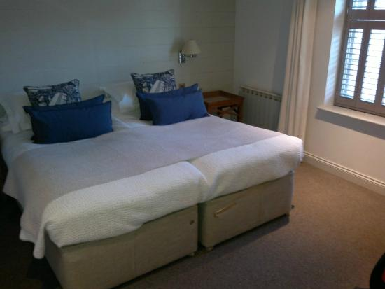 The Seafood Restaurant Accommodation: Beds in St Neot