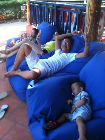Mui Ne Village resort and Kitesurf: Family