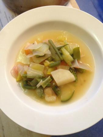 Miette Culinary Studio: French Vegetable Soup - it's all about the Pistou